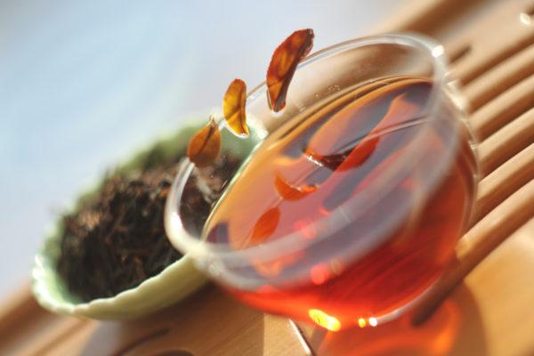 Черный чай с Азорских островов.