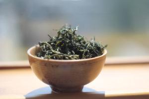 Зеленый чай из Хадона (Корея), апрельский сбор (у-чон).