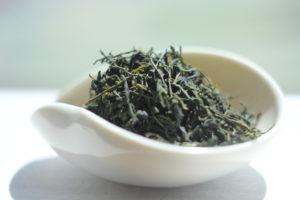 Зеленый чай из Хадона (Корея), поздний майский сбор (чун-чак).