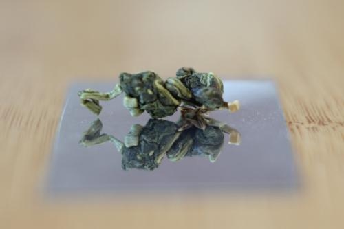 Высокогорный слабоферментированный улун Ладонь Будды (Тайвань).