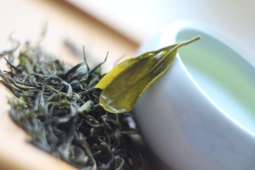 Зеленый чай из Хадона (Корея), ранний майский сбор (сё-чак).