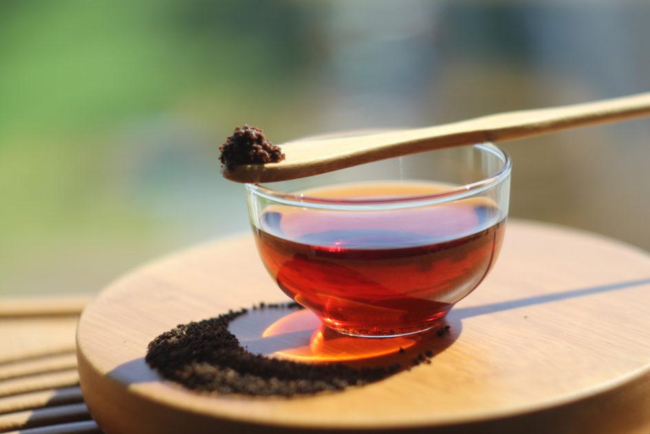 Танзанийский гранулированный черный чай
