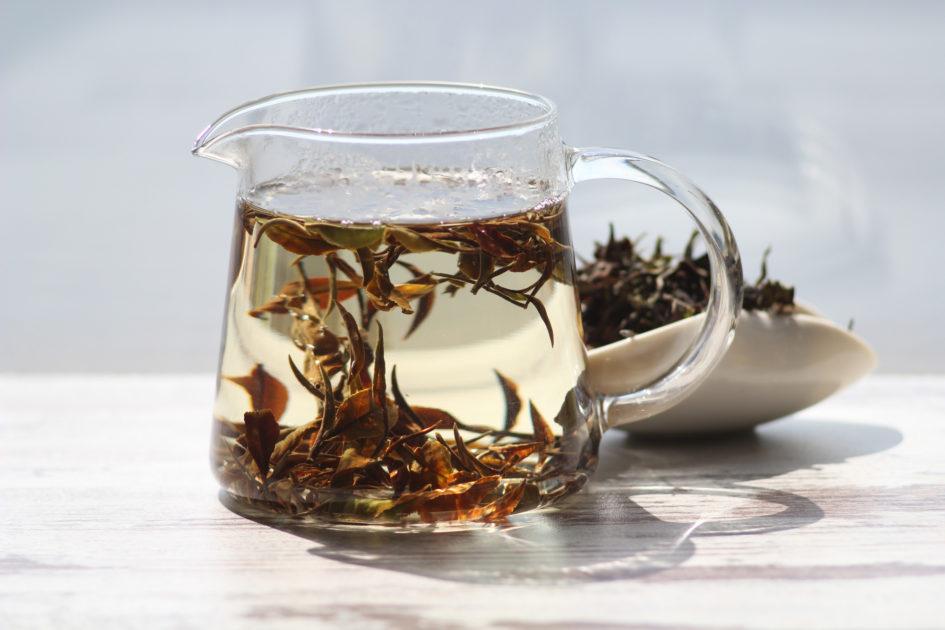 Белый краснодарский чай