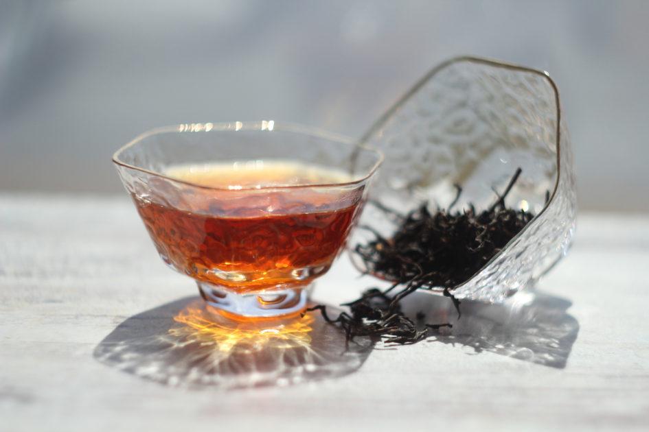 Колумбийский черный чай.