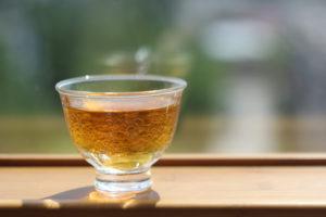 Равнинный Рубиновый ГАБА-чай полусферической скрутки. Наньтоу (Тайвань).