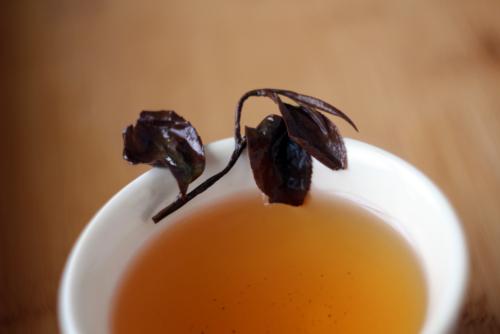 Чай Восточная Красавица 2013, высокогорный, с юга Тайваня.