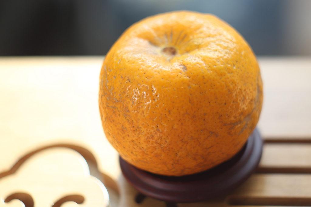 Спелый бергамот из Ризе (Турция).