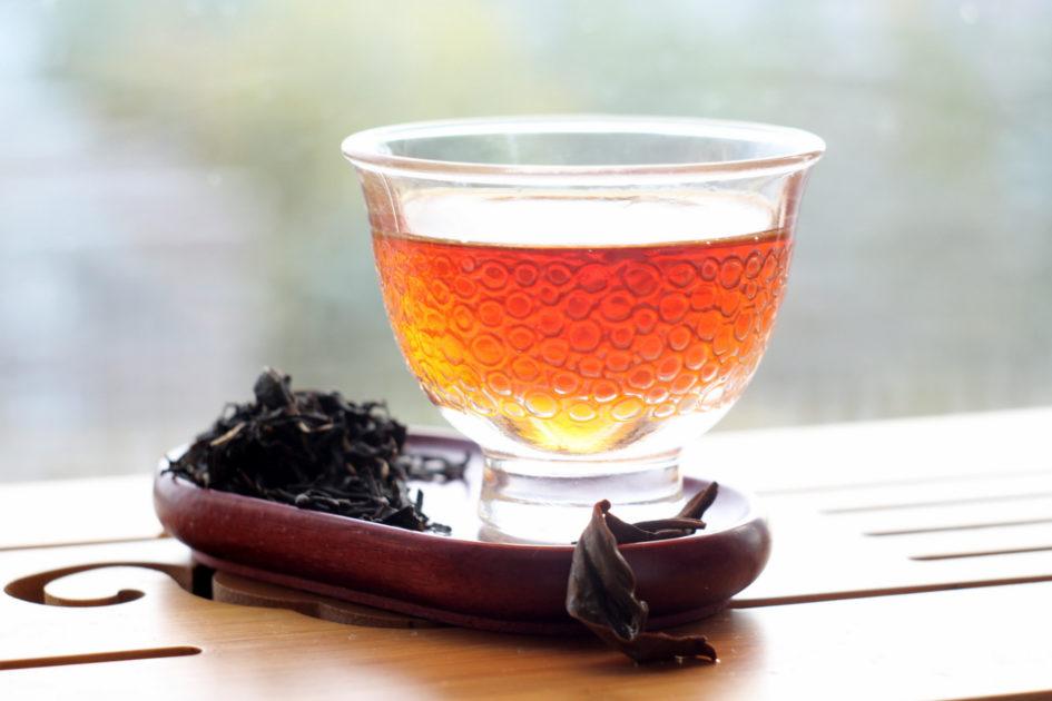 Черный чай TTES-21 (Тайвань).
