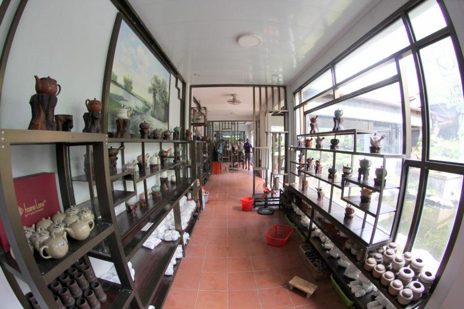 Шоу-рум керамической фабрики во Вьетнаме © Ольга Никандрова