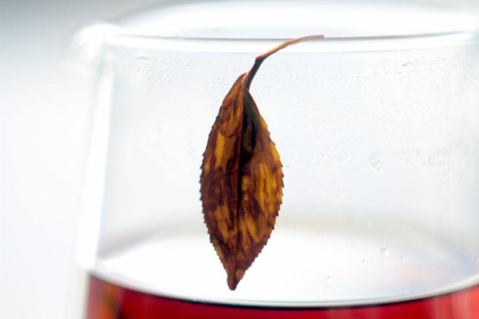 Иранский черный чай