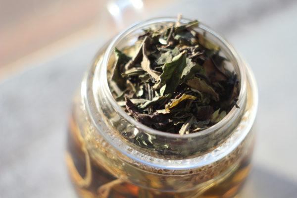 Thé Ideal. Малавийский белый чай