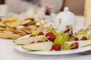 Свежие фрукты. Фото: Гостевой дом «У Покровки»