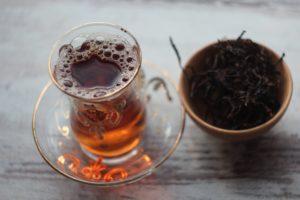Каспийский черный чай (Иран). © Ольга Никандрова