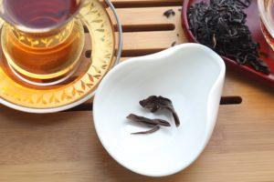 Черный чай TTES-21 (Тайчжун, Тайвань). © Ольга Никандрова
