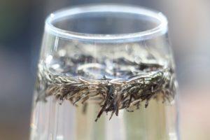 Белый чай, пастила и Фино. © Ольга Никандрова