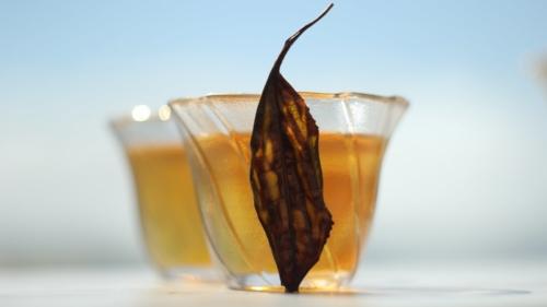 Черный чай Колхида. © Ольга Никандрова
