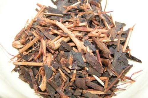 Черешковый краснодарский чай. © Ольга Никандрова