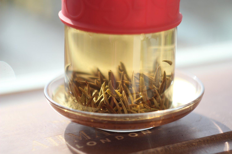 Белый чай из Ризе (Турция). © Ольга Никандрова