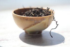 Черный чай из Битако (Колумбия). © Ольга Никандрова