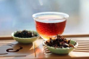 Азорский черный чай (Португалия). © Ольга Никандрова