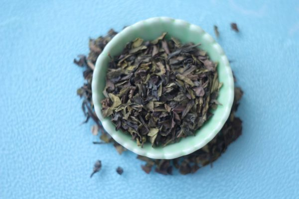 Зеленый чай с Азорских островов. © Ольга Никандрова