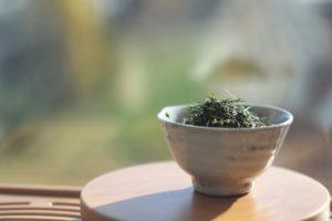 Нефритовая роса. Зеленый чай из Эньши (Хубэй, Китай). © Ольга Никандрова